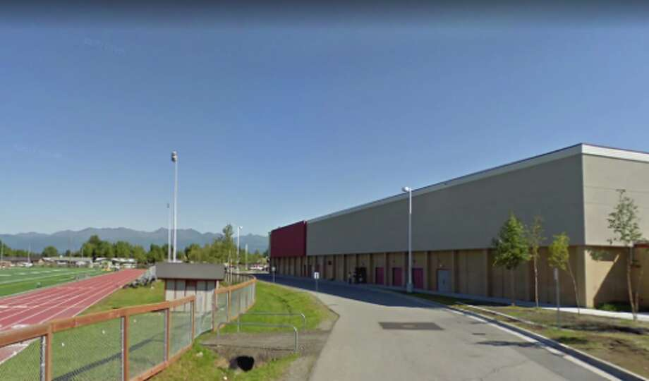 Anchorage's Dimond High School. Photo: Google Maps