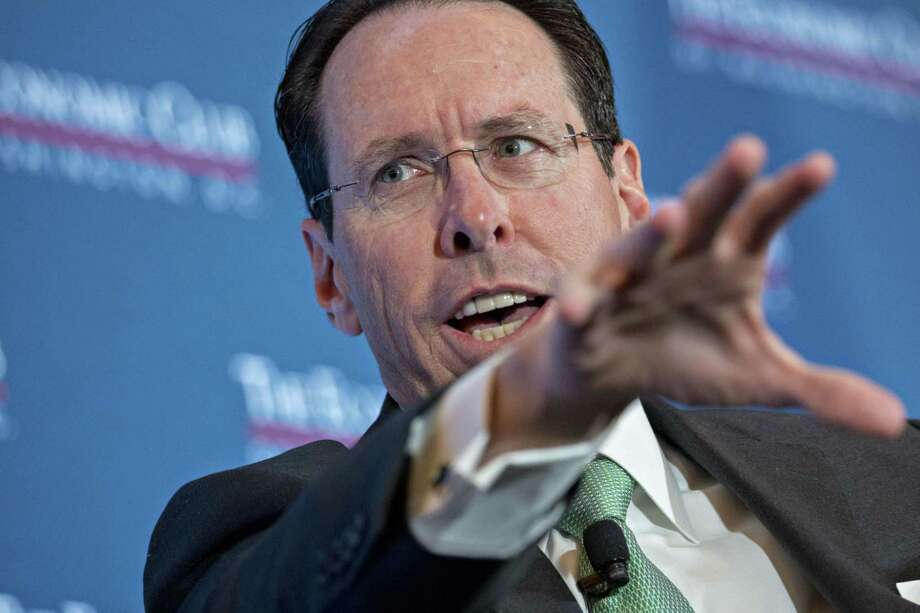 AT&T CEO's push to create 'modern media company' is in doubt