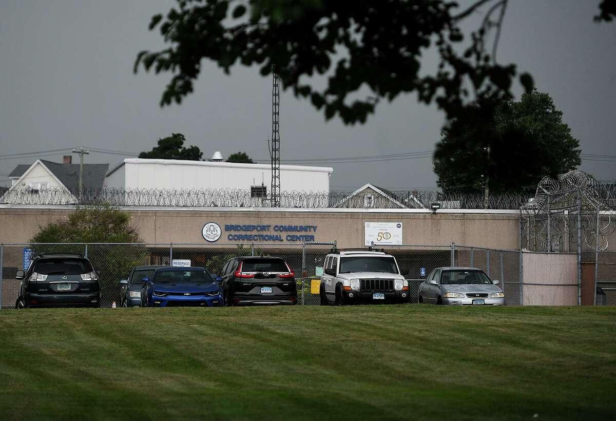 The Bridgeport Correctional Center on North Avenue in Bridgeport, Conn.