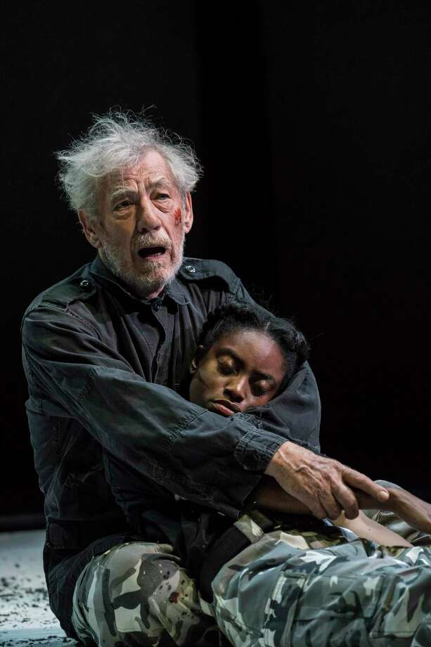 King Lear will be screened on Sept. 15 at noon at the Ridgefield Playhouse, 80 East Ridge Road, Ridgefield. Tickets are $15-$25. For more information, visit ridgefieldplayhouse.org. Photo: Ridgefield Playhouse/ Contributed Photo / Johan Persson