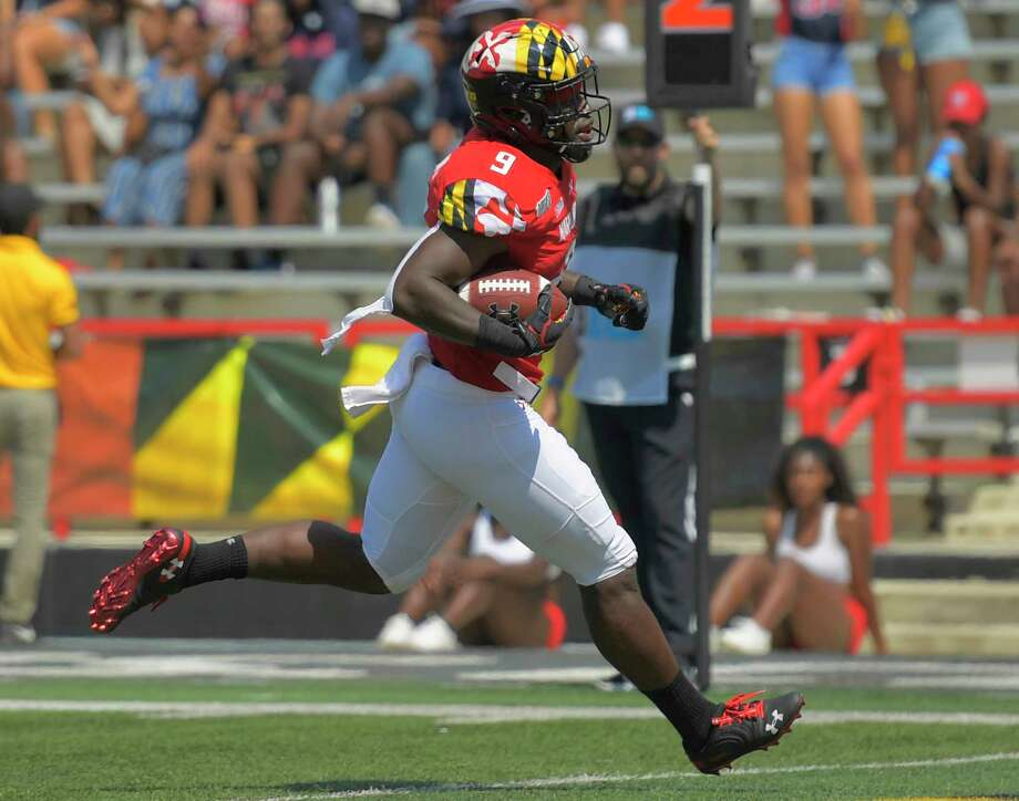 Maryland's suddenly potent offense has a new wrinkle