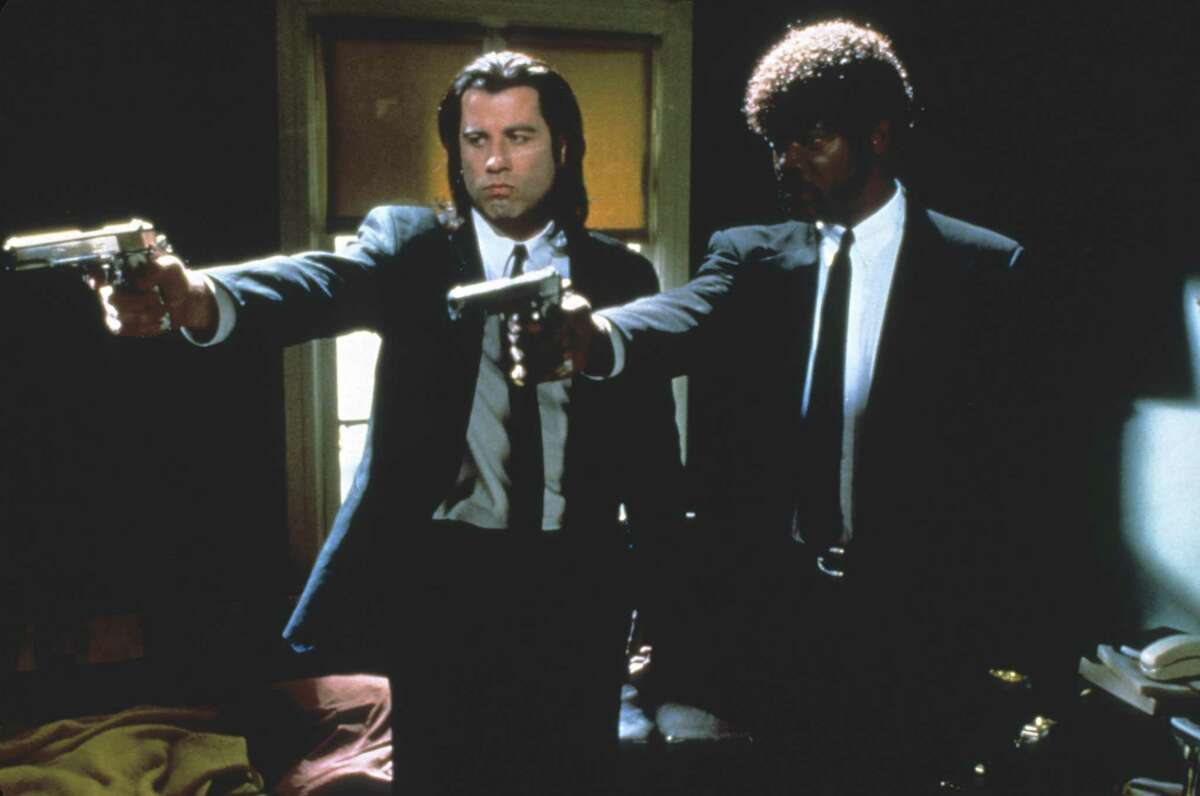 """""""Pulp Fiction"""" will be screened at The Alamo Drafthouse Cinema on Friday."""