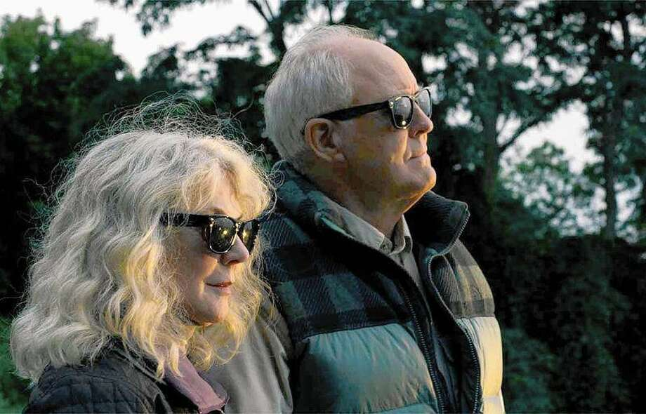 "John Lithgow and Blythe Danner star in ""The Tomorrow Man."" Photo: Symbolic Exchange / Contributed Photo"