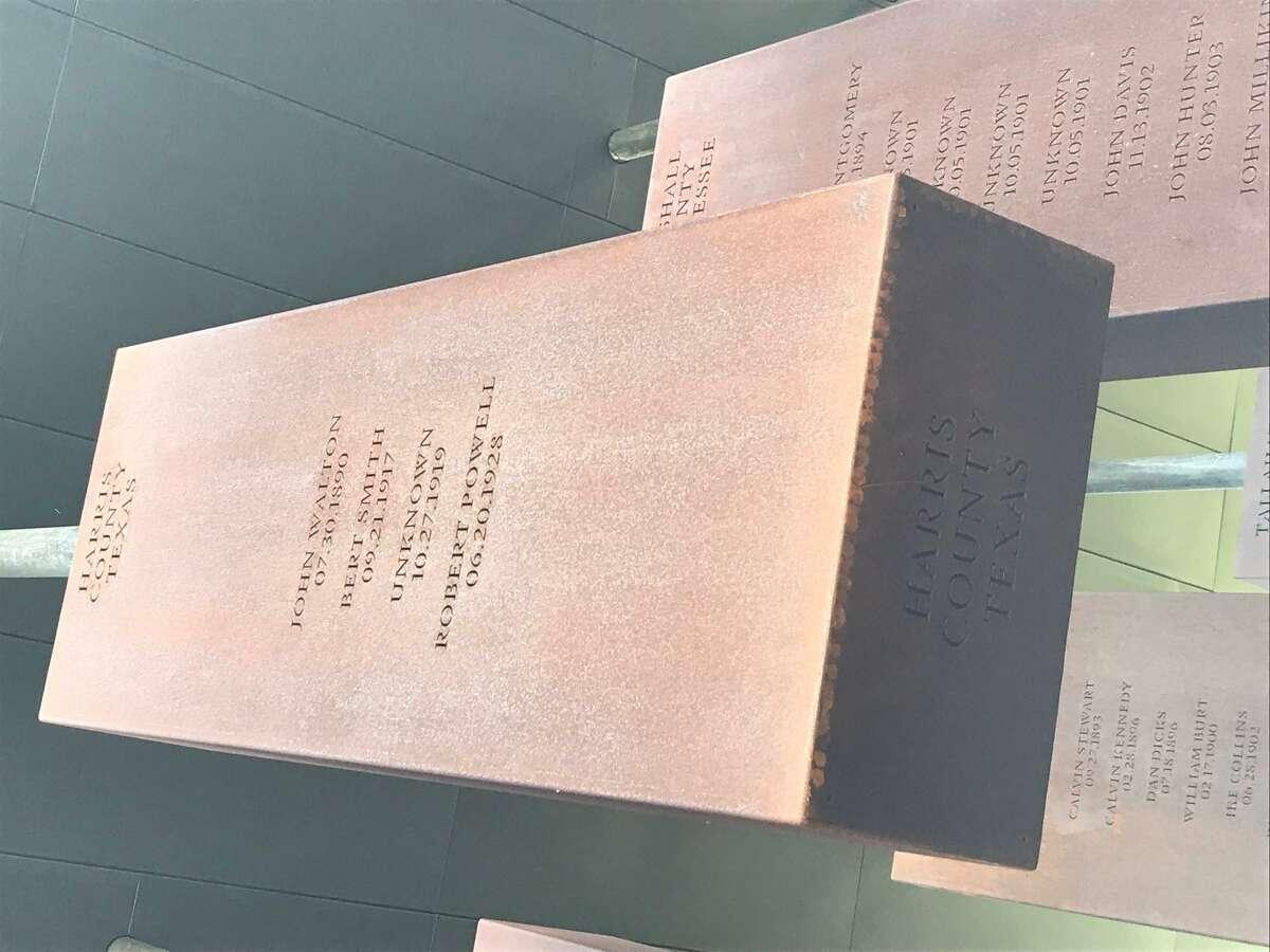 Harris County Memorial