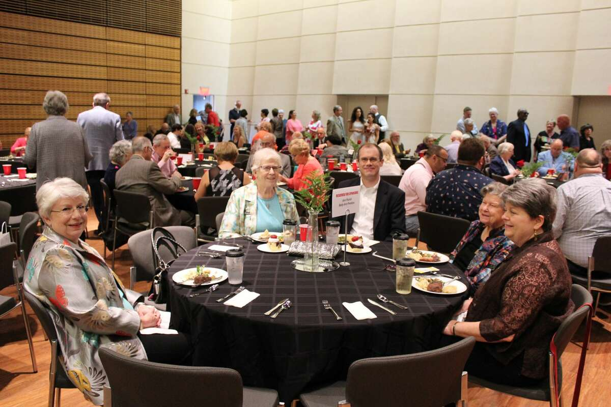 Scenes from the Midland Odessa Symphony and Chorale's opening night of its 57th season at the Wagner Noel Performing Arts Center.
