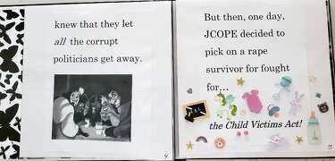 Alleged rape victim's case shakes up JCOPE - Times Union