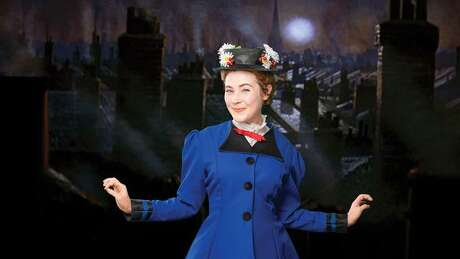 """""""Mary Poppins"""":  Hadley Rouse has played """"Mary Poppins"""" before, but that doesn't mean the role — which she is playing in The Public Theater of San Antonio's season opener — is old hat. """"It's a little nerve wracking, just because it is such an iconic role,"""" she said. """"But it's so exciting. This role means so much to me and there's so many layers to her and she's such a complex, beautiful character.""""    Opens Friday. 7:30 p.m. Fridays-Saturdays and 2 p.m Sundays through Oct. 13, The Public Theater of San Antonio, San Pedro at Ashby. $20 to $45 at thepublicsa.org or 210-733-7258.     — Deborah Martin"""