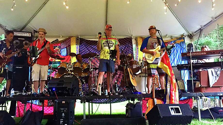 The Merchants of Rhythm will kick off this year's Newtown Arts Festival at Fairfield Hills on Sept. 20. The festival follows, Sept. 21 and 22. Photo: Contributed Photo