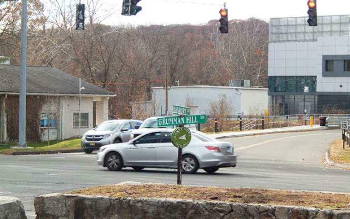 The state has given the green light to widening and improving the intersection of Route 7 and Grumman Hill Road.