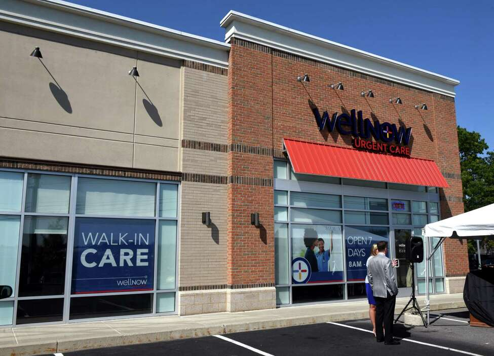 Exterior of the new WellNow Urgent Care Niskayuna offices on Tuesday, Sept. 10, 2019, on Balltown Road in Niskayuna, N.Y. St. Peter's Health Partners and WellNow Urgent Care announced a new partnership to create a unified network of urgent care centers across the Capital Region. (Will Waldron/Times Union)