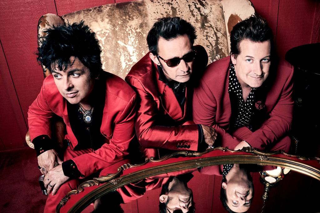 Green Day, Fall Out Boy and Weezer team up for 2020 Houston show