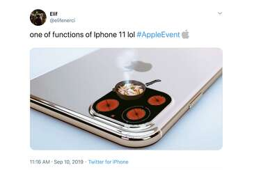 Fidget spinners and coconuts The best iPhone 11 memes , SFGate