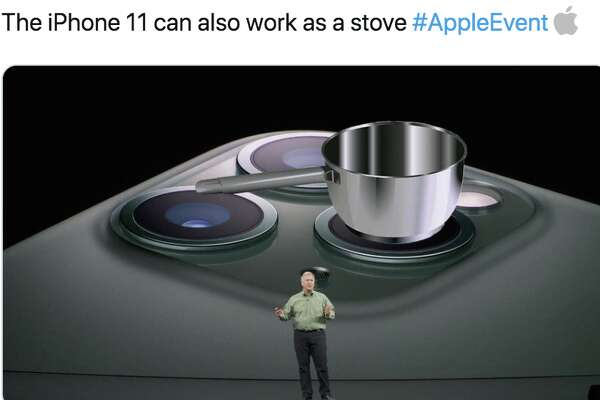 Fidget spinners and coconuts The best iPhone 11 memes