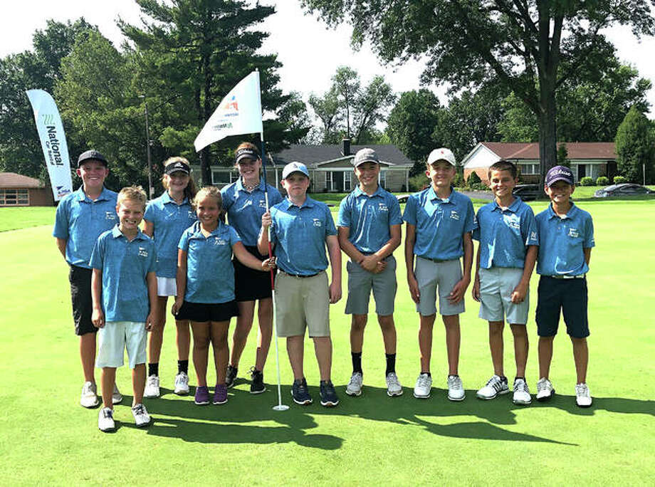 The Metro 1 All-Stars will be competing Saturday and Sunday, Sept. 14-15 in the PGA Junior League Regional at The Lodge of Four Seasons in Lake Ozark, Mo. Photo: For The Intelligencer