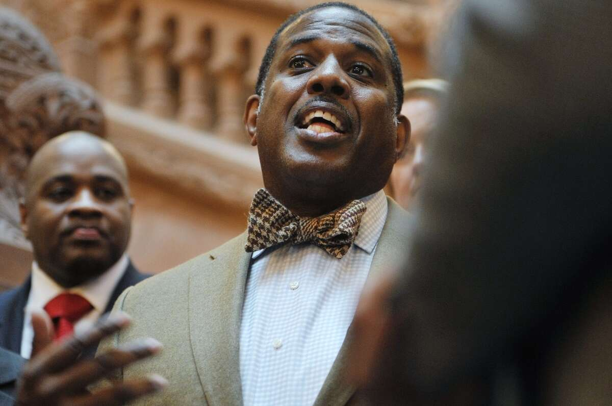 State Sen. Kevin Parker, pictured earlier this year, introduced a bill Wednesday that would allow inmates to vote.
