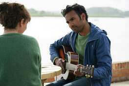 """Have you heard this one? Himesh Patel plays the Beatles in """"Yesterday."""""""