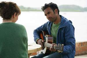 "Have you heard this one? Himesh Patel plays the Beatles in ""Yesterday."""