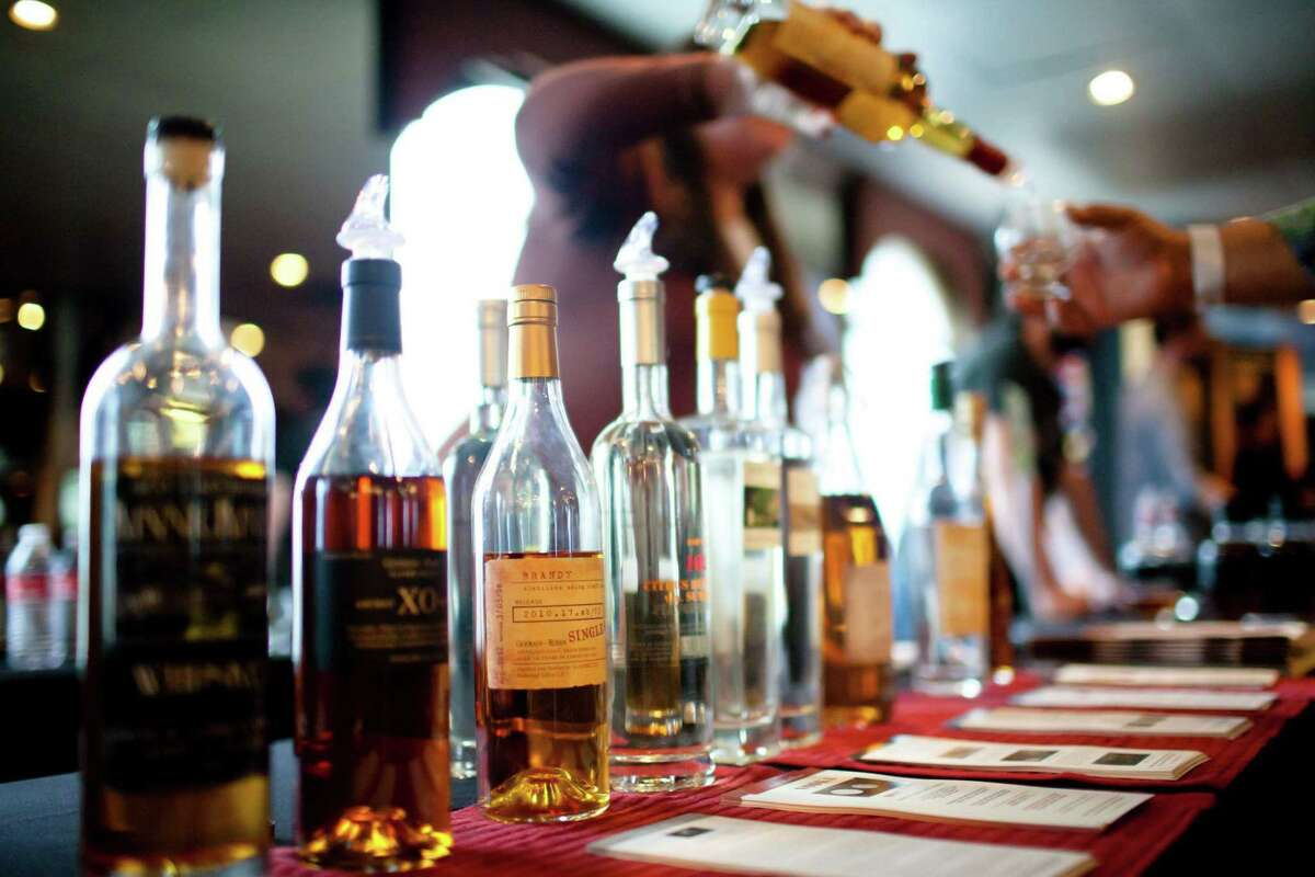 Whiskies of the World comes Houston, showcasing more than 200 Scotch, bourbon, Irish, Canadian and other whiskies.
