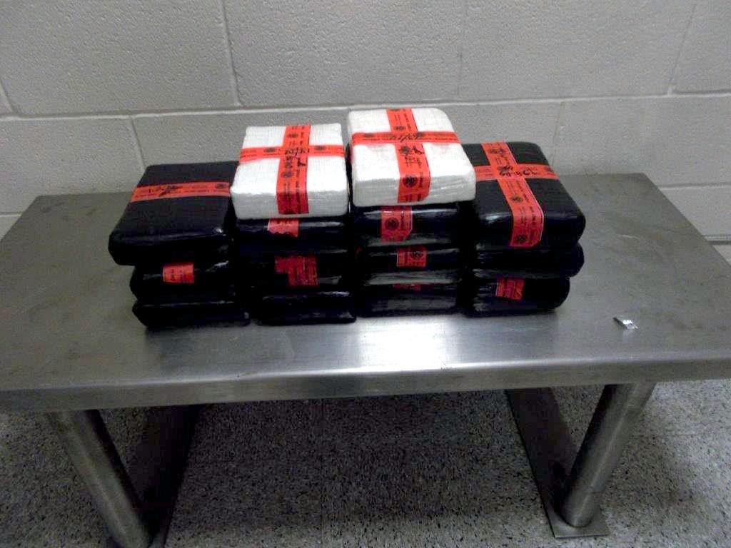 Nuevo Laredo man caught smuggling $287k of cocaine at World Trade Bridge