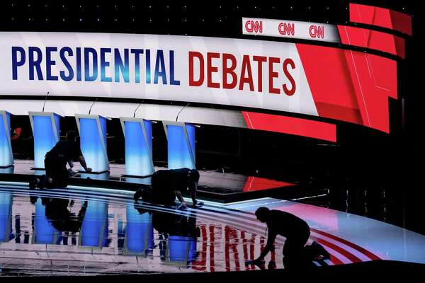 Presidential debaters: Talk about improving health, not just