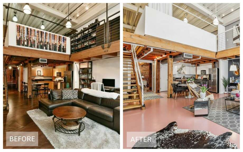 Before / After Photo: WLS / OpenHomes Photography