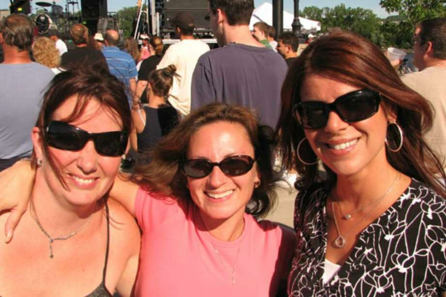 Were you seen at 2008 Alive at Five with Bo Bice? Photo: Kristi Gustafson