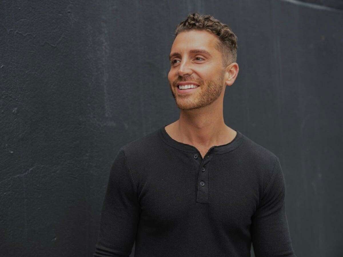 """Nick Fradiani performs in """"A Bronx Tale"""" coming to the Palace Theater in Waterbury in October."""