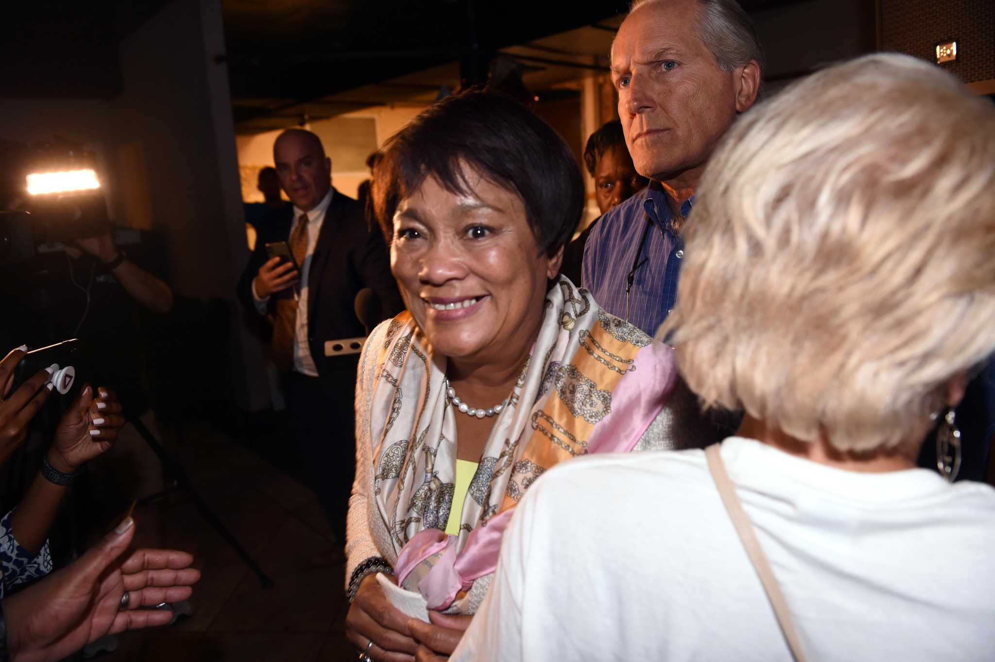New Haven Mayor Harp won't decide today about a November run