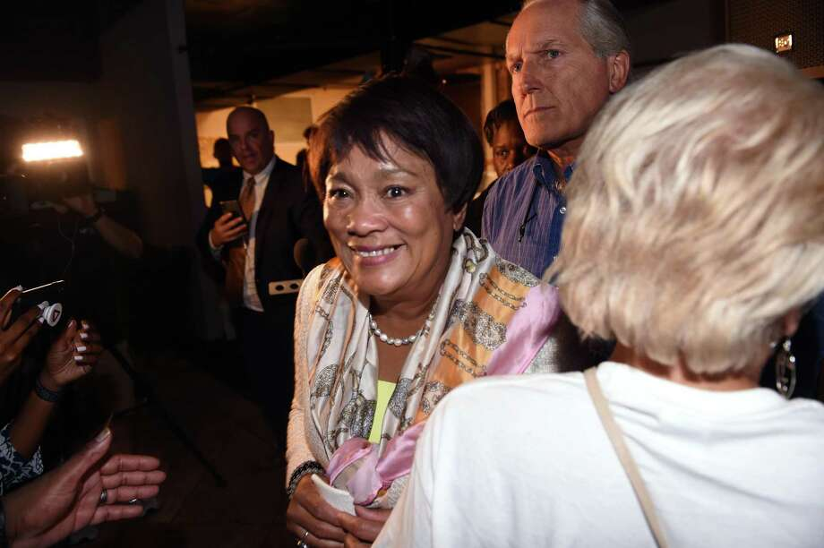 New Haven Mayor Toni Harp lost the Democratic primary, but will still be on the ballot as a Working Families Party candidate. Photo: Arnold Gold / Hearst Connecticut Media File / New Haven Register