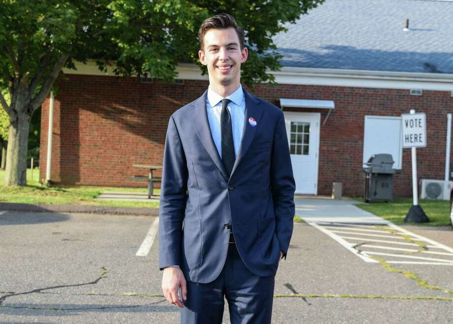 Ben Florsheimwon the primary Tuesday, securing the Democratic nomination for mayor in November in unofficial results. Photo: Michelle France Photo