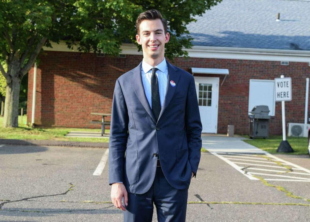 Democrat Ben Florsheim is running for mayor of Middletown.