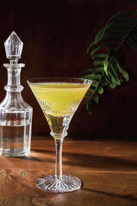 The Abbey Cocktail from 'The Official Downton Abbey Cocktail Book: Appropriate Libations for All Occasions'