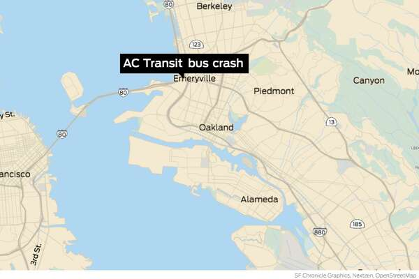 Bay Area Traffic — Live traffic reports and maps - SFGate