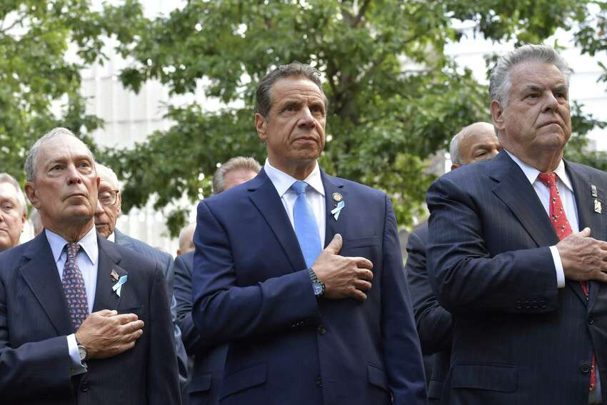 Governor Cuomo Attends the September 11 Commemoration Ceremony (Provided by Gov. Andrew Cuomo's office)