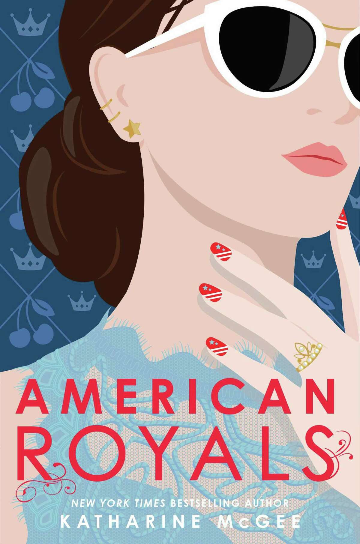 American Royals, by Houston native Katharine McGee was published by Random House this September.