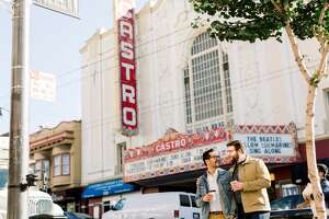 Brad Corteza and Garrett Logan Coats kicked off their eighth year anniversary together in a two-week travel excursion that began in San Francisco. The couple used Flytographer to capture the journey throughout the trip. In San Francisco, they made stops around the Embarcadero, Dolores Park and the Castro.