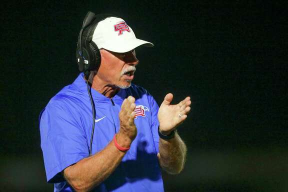 Oak Ridge coach Mark Schmid will be taking on The Woodlands, the program he led for 14 seasons, on Friday night at Moorhead Stadium.