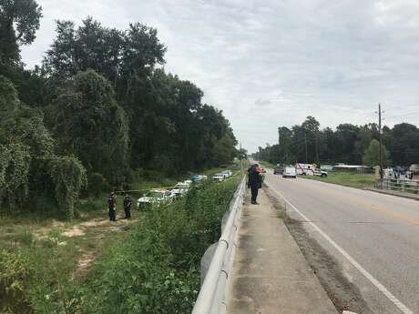 A body has been found in north Harris County.