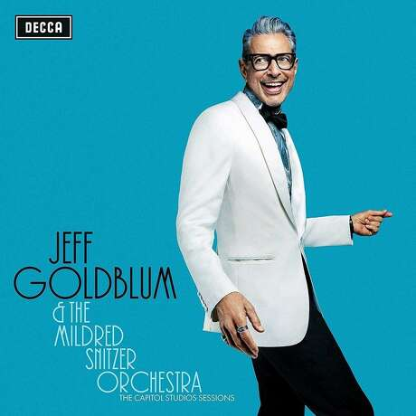 """""""The Capitol Studio Sessions"""" is the debut album from actor and sometimes musician Jeff Goldblum."""