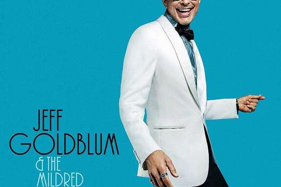 """The Capitol Studio Sessions"" is the debut album from actor and sometimes musician Jeff Goldblum."