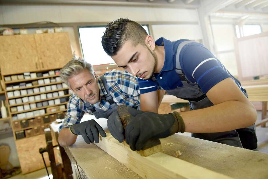There are various places to hone carpentry skills in the area. Houston School of Carpentry is a TWC Career Schools and Colleges-approved vocational training school located at 3522 Polk St. in Eado. Photo: Shutterstock