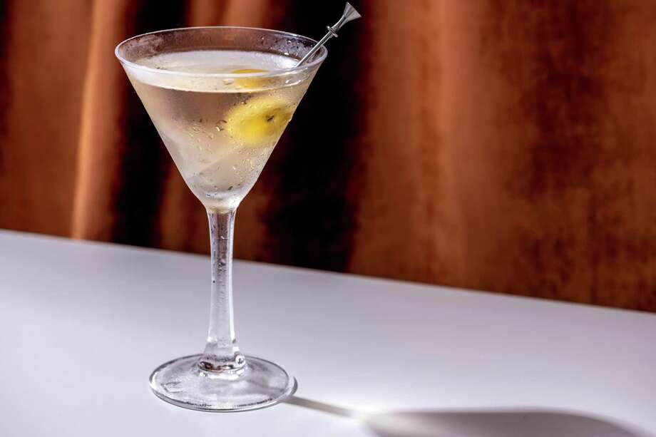 Batch Martinis. Photo: Photo By Laura Chase De Formigny For The Washington Post. / For The Washington Post