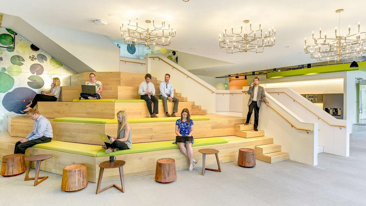 Deskpass subscribers can use coworking space at TechSpace Houston.