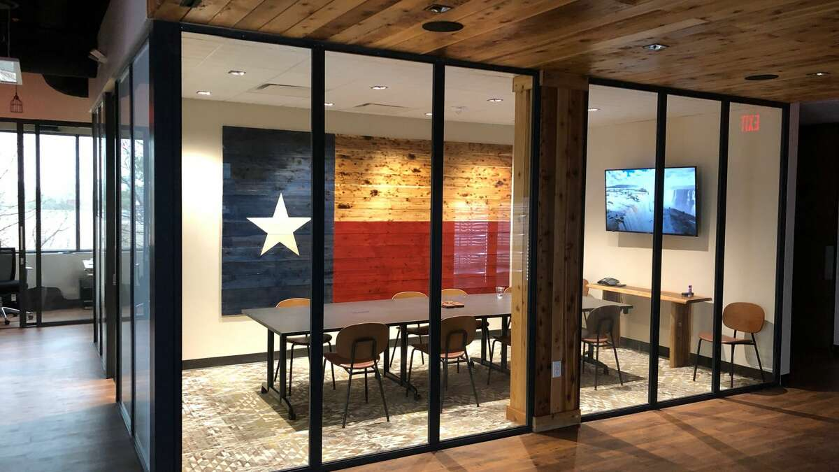 Deskpass subscribers can use coworking space at Ranch Office at 1220 Blalock in west Houston.