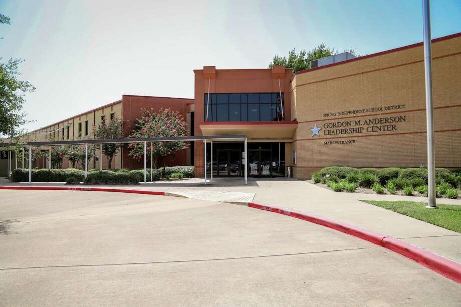 Gordon M. Anderson Leadership Center Photo: Courtesy Of Spring ISD