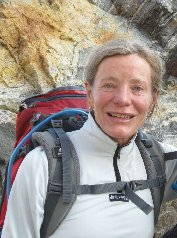 Mount Everest climber Stacy Allison will headline the Sibley speaker series. Photo: Courtesy Photo