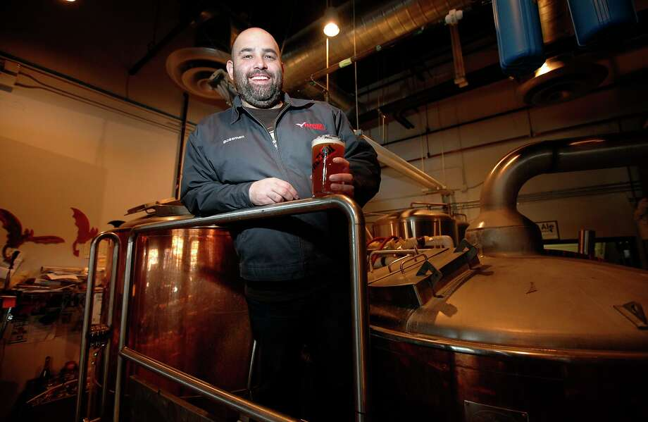 Scott Metzger, founder and former CEO of Freetail Brewing Co. in San Antonio, has accepted a new position at the Massachusetts-based Wormtown Brewery. Photo: Kin Man Hui / Staff File Photo / kmhui@express-news.net