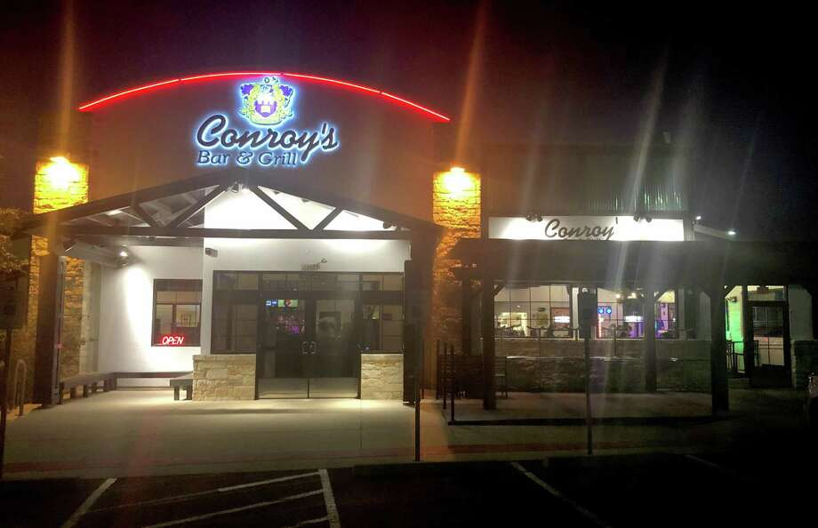 Conroy's Bar & Grill is open 11 a.m. to 2 a.m. daily at 21119 U.S. 281 N. Photo: Gary Skinner