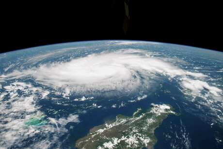 An astronaut on the International Space Station took this photo of the Earth Aug. 29, showing Hurricane Dorian passing near the Dominican Republic. Three Houston nuns are challenging the 2020 Democratic candidates debating in Houston on Thursday, Sept. 21 to protect the Earth, among other priorities.