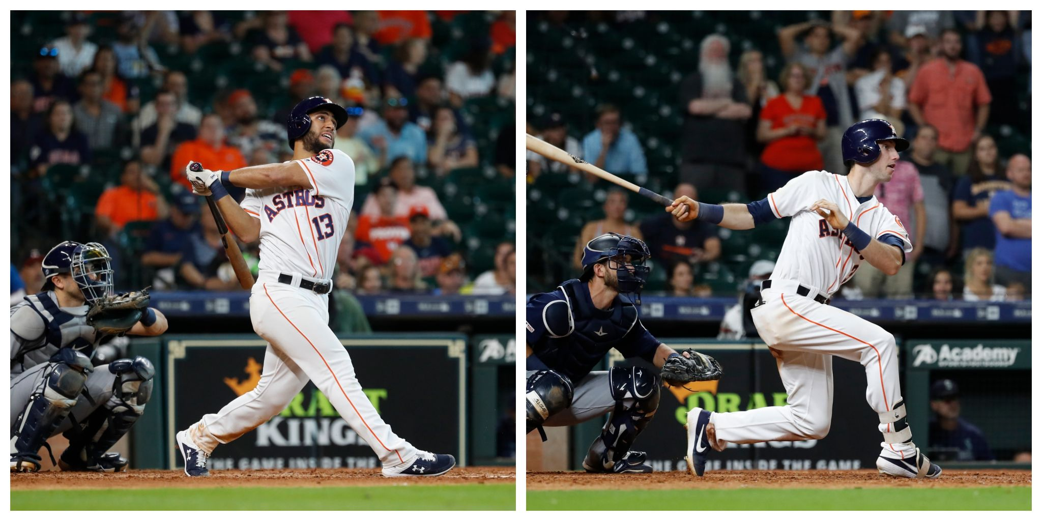 Debate is up for final spot on Astros' ALDS roster